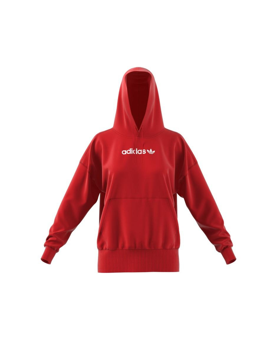 Sudadera Adidas Originals roja