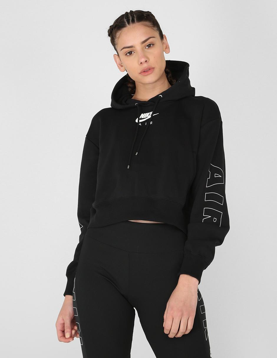 de acuerdo a Unidad lunes  Sudadera Nike negra para dama en Liverpool