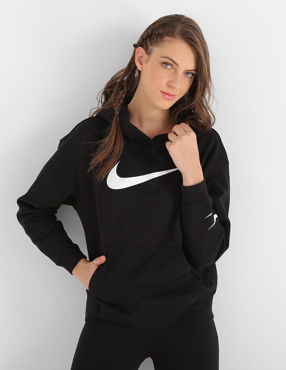 enfermo Noticias de última hora zona  Sudadera Nike negra con logotipo en Liverpool